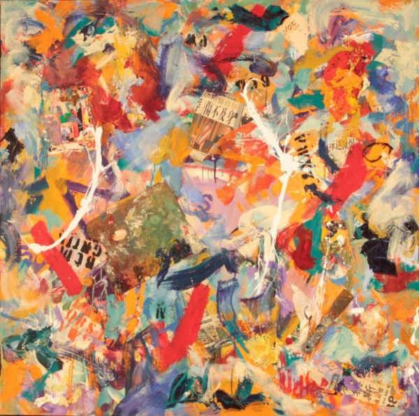 Allure Of Collage Allyn Gallup Contemporary Art