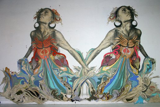 """""""Petrichor"""" by Swoon"""