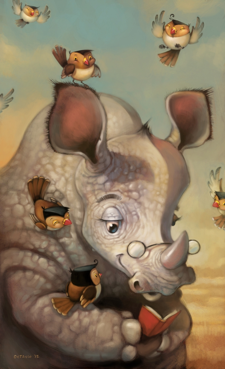 Octavio Perez - Illustrations