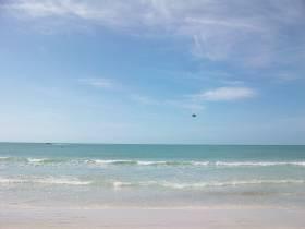 Gentle Waves & Warm Gulf Water