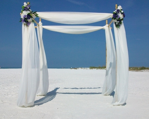 Siesta key beach weddings & Ceremony Package