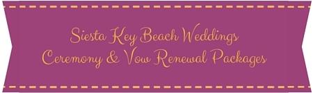 Beach Weddings in Siesta key Florida Image