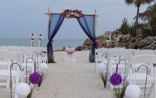 Siesta key Beach Wedding Ceremonies: The Siesta Enchantment Package Image