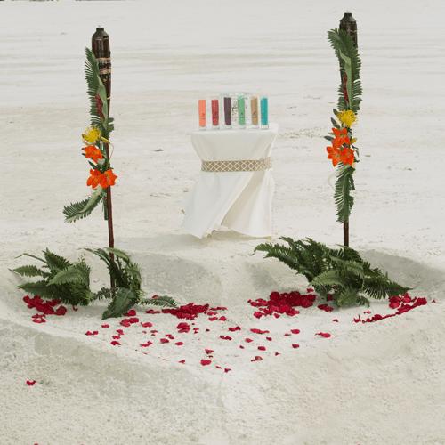 Sarasota beach wedding packages