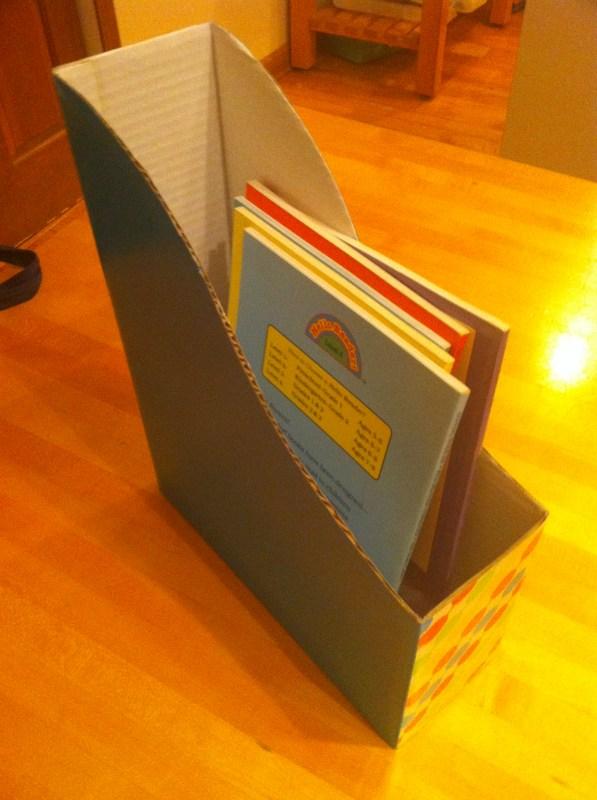 Pdf Make Magazine Rack Of Cardboard Diy Free