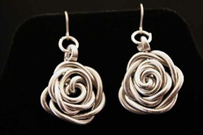 Flower Nest Earrings