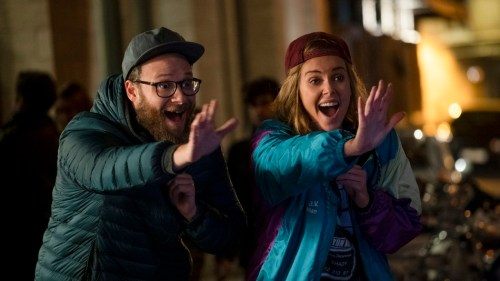 'Long Shot' review: Charlize Theron and Seth Rogen have chemistry