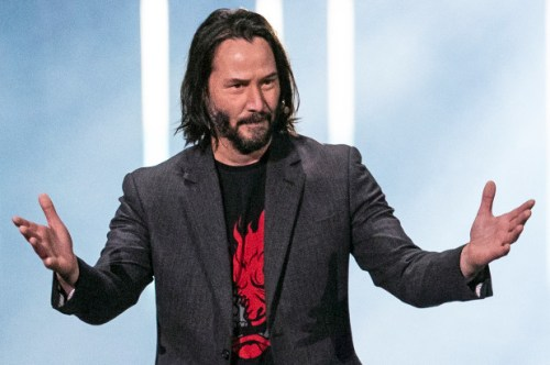 Keanu Reeves finally gets his due — and fans say 'Excellent!'