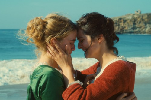 'Portrait of a Lady on Fire': The smoldering lesbian romance snubbed by the Oscars