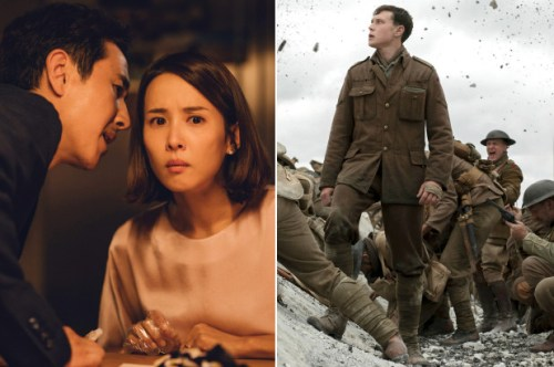 The best movies of 2019: 'Parasite,' '1917' top critics' lists