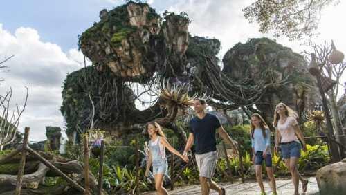 First look inside Disney's new 'Pandora: World of Avatar'