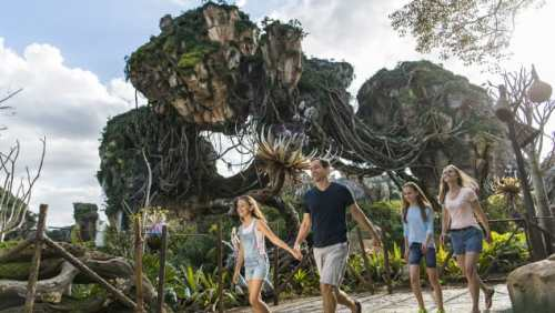 First look inside Disney's new 'Pandora: World of Avatar'