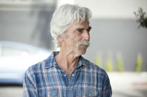 Sam Elliott shares his mustache maintenance tips
