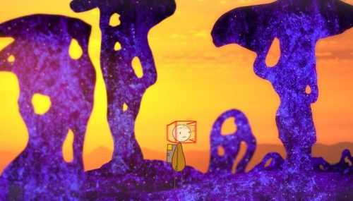 Don Hertzfeldt Returns to Tomorrow