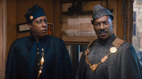 'Coming 2 America' is Deeply, Embarrassingly Bad