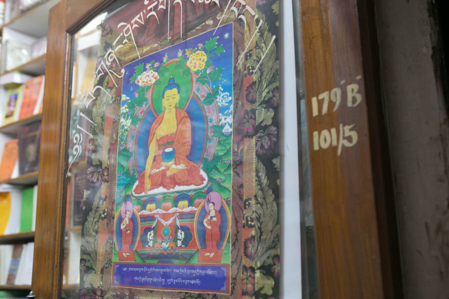 Story 2 : Tibetan refugees in India – To preserve their culture and identity.