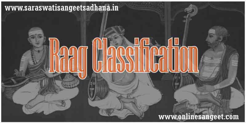 music theory raag-classification