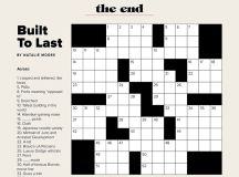 'saratoga living' Design Issue: Crossword Puzzle Answer ...