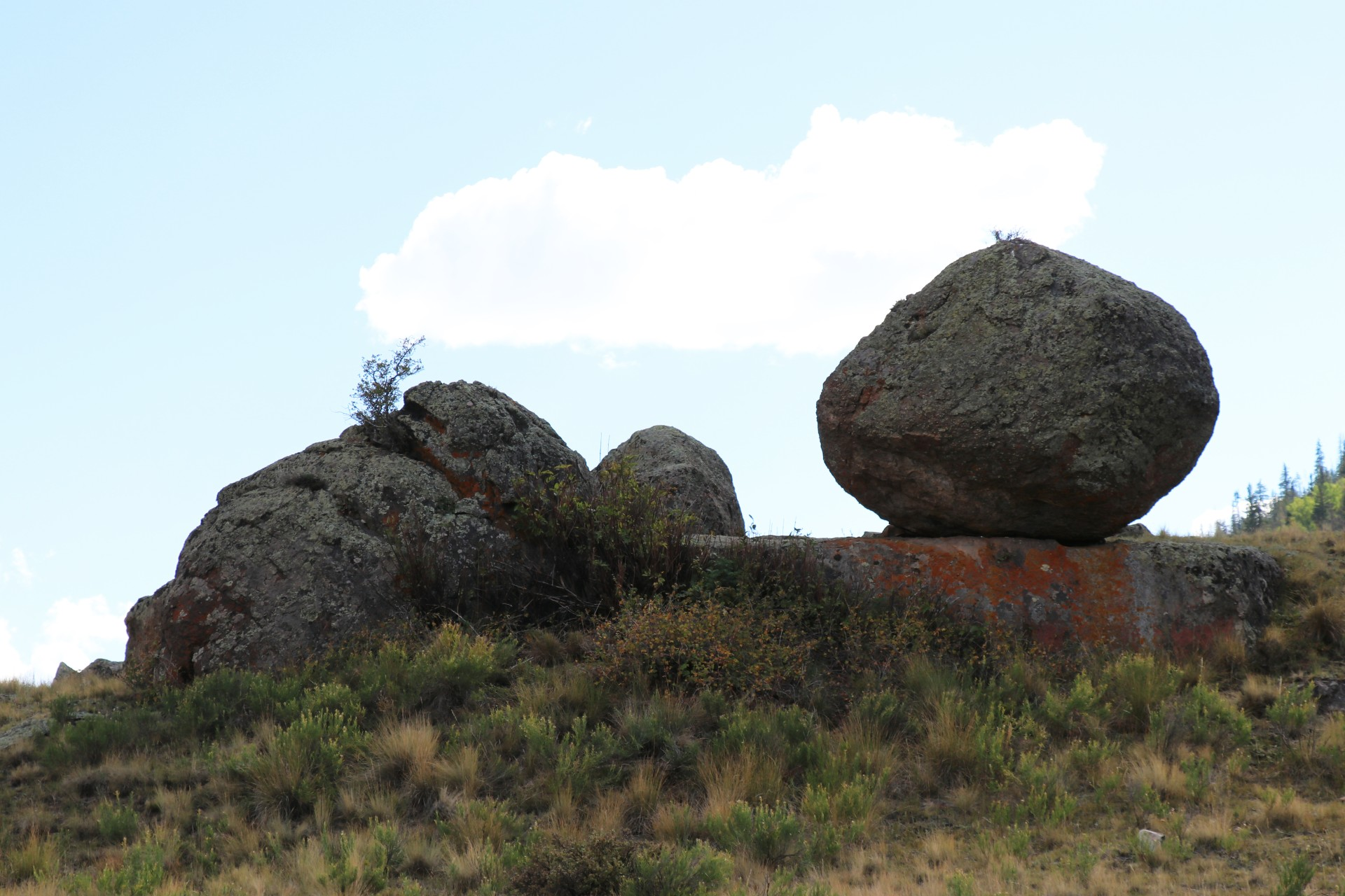 Boulders Photographed By Sara Turbyfill In Colorado.
