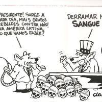 CLEUBER - CHARGE (clique aqui)http://tracodeguerrilha.blogspot.com/