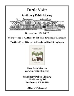 library visit southbury