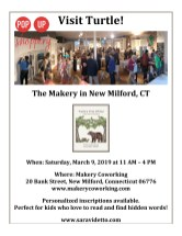 Turtle Makery March 2019