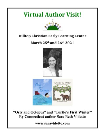virtual Hilltop Christian Early Learning Center 2021
