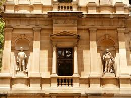 One of the threatened buildings : Department of lands (1880-1893), Sydney