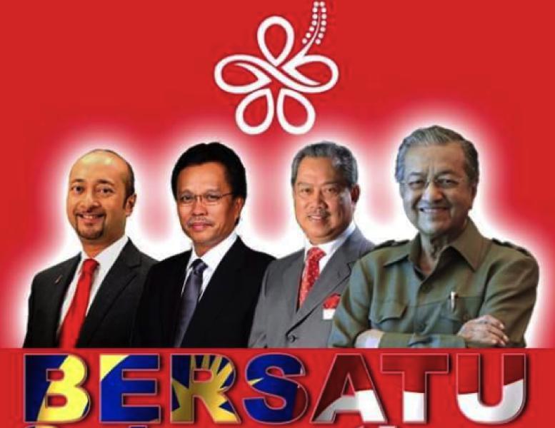 Image result for Bersatu's Mahathir
