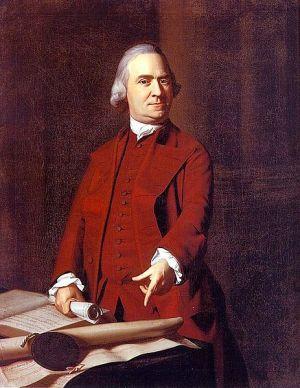Samuel Adams, the Sugar Act and Taxation