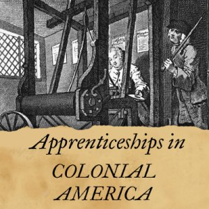 Colonial Apprenticeships: A glimpse into the world of The Smuggler's Gambit