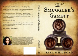 Sample cover for The Smuggler's Gambit