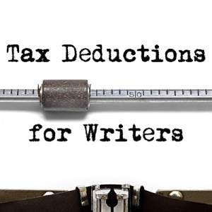 Episode 17: Tax Deductions for Writers