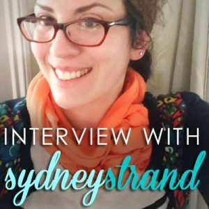 Interview with Sydney Strand