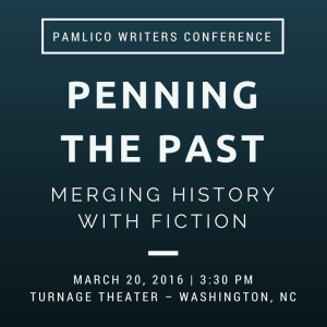 Penning the Past: Merging history with fiction
