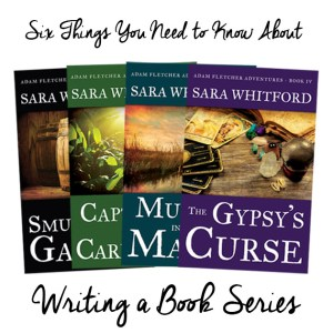 Episode 25: Six Things You Need to Know About Writing a Book Series