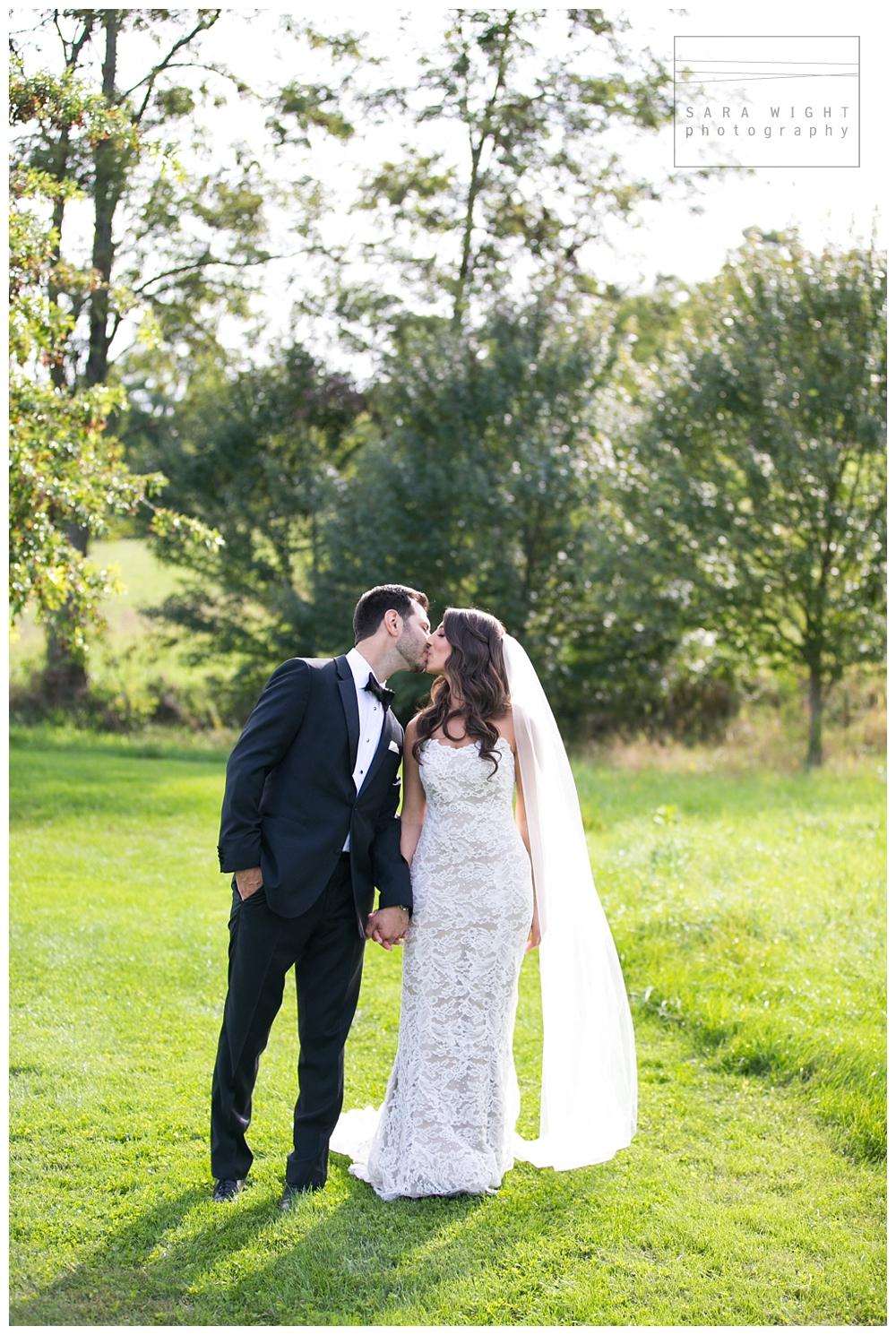 Red Maple Vineyard Wedding West Park NY Jocelyn Jon