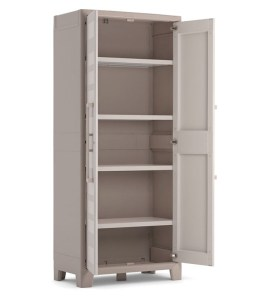 Шкаф Keter Gulliver Tall Cabinet 17206637