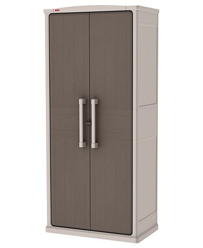 Шкаф садовый Keter Optima Wonder Outdoor Tall