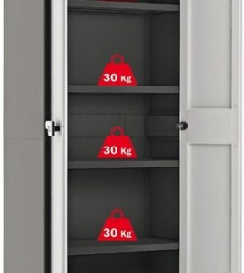 Шкаф Keter Titan Tall Cabinet 17208097