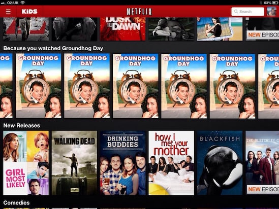 Netflix troll itself