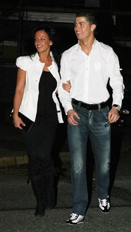 Cristiano Ronaldo Girlfriend List : cristiano, ronaldo, girlfriend, Women, Cristiano, Ronaldo, Dated, Shocking
