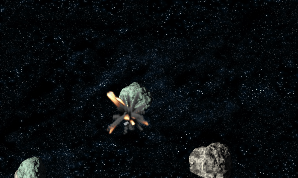 Face Planing on Asteroids - Bad