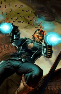 Star-Lord going commando (Image courtesy of the Marvel Comics wiki)