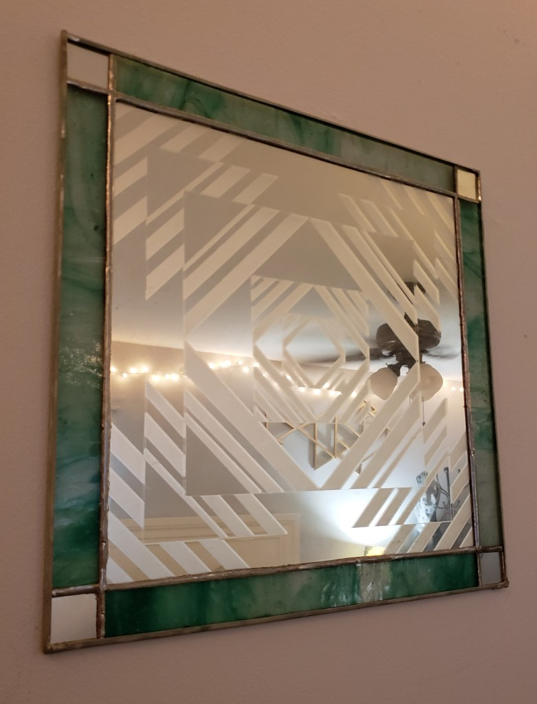 Etched Mirrors Sarcastic Sewist