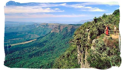 Northern Drakensberg escarpment