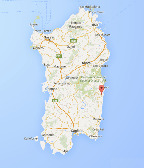 Bari Sardo  Sardegna lowcost