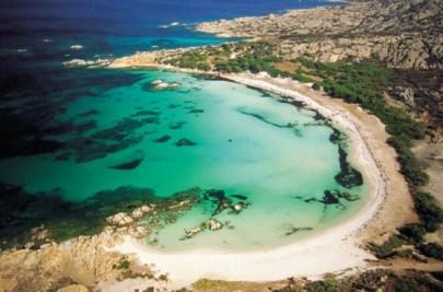 Cala Sant'Andrea (Asinara, Porto Torres) - foto La Nuova Sardegna