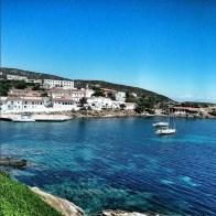 Paese abbandonato di Cala d'Oliva - Asinara (foto niilolamminen su Instagram)