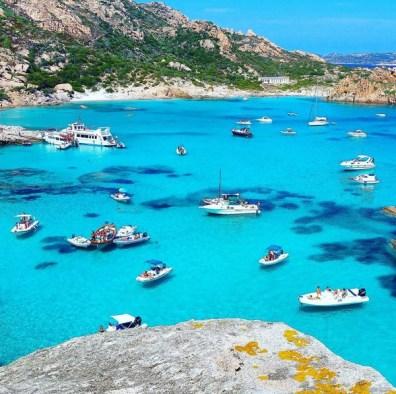 Cala Corsara, Isola di Spargi (maurocop65lmd su Instagram)
